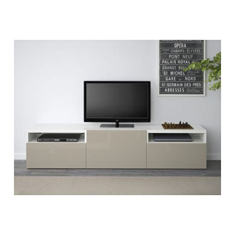gloss white tv bench best 197 tv bench white selsviken high gloss beige 180x40x38