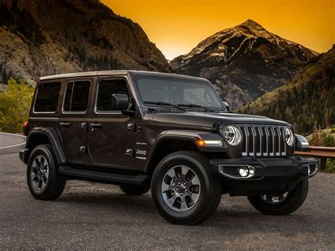 The New Jeep Wrangler 2018 by 2018 All New Jeep Wrangler มาแบบไม ห กหาญน ำใจ