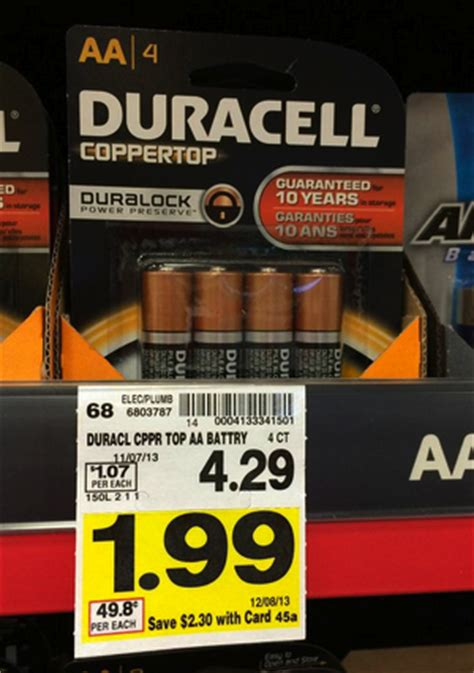Promo Promo Promo Promo Charger Battery D C 9v Aa Aaa Merk Kon duracell batteries coupon back kroger krazy