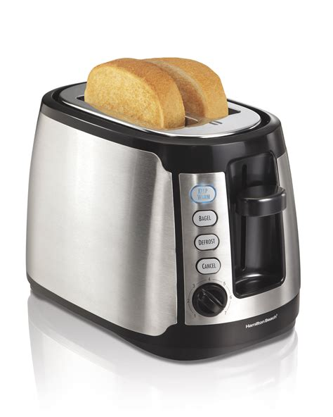 hamilton beach kitchen appliances hamilton beach brands inc keep warm 2 slice toaster