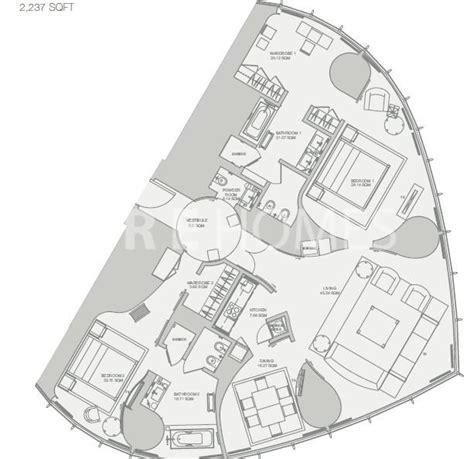floor plan of burj khalifa armani residence burj khalifa dubai floor plan