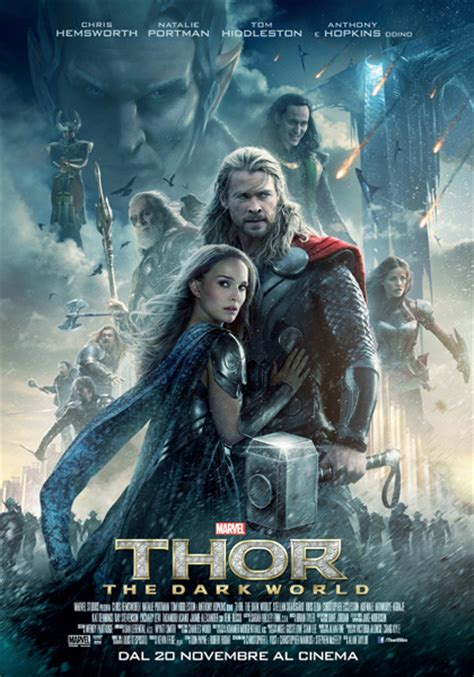 Film Makinesi Thor 2 | thor the dark world 2013 mymovies it