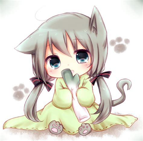 imagenes neko kawaii imagenes de anime kawaii buscar con google chibi