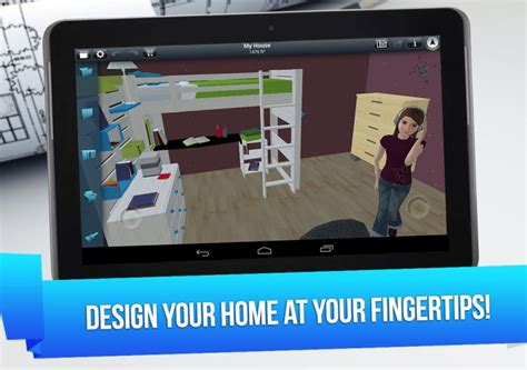 3d home design software android home design 3d dise 241 o de interiores en 3d desde tu android