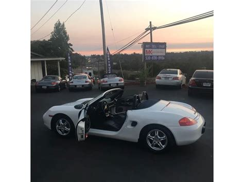 porsche boxster for sale by owner used 2002 porsche boxster for sale by owner in auburn ca