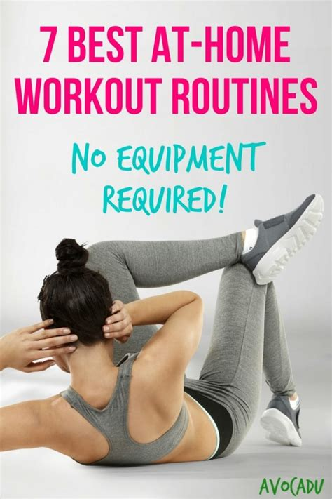 home workout equipment needed workout everydayentropy