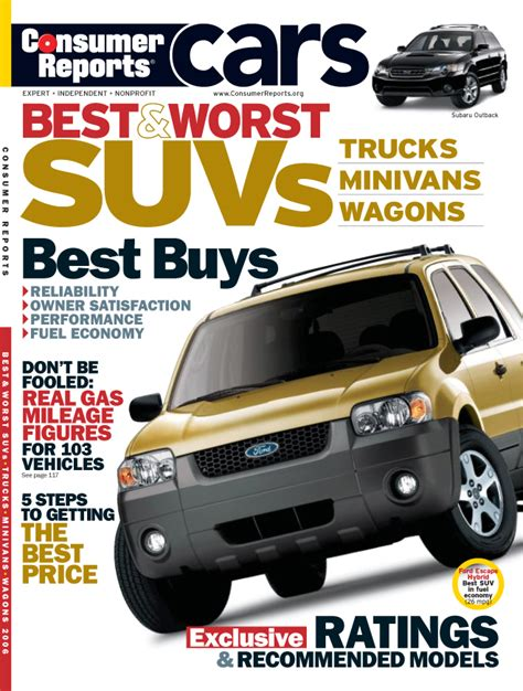Consumer Reports Car Books by Consumer Reports Trucks Image Search Results