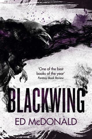 blackwing the ravens mark 147322201x blackwing ed mcdonald del 1 i the raven s mark science fiction bokhandeln
