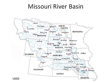 missouri map with rivers missouri river location on map swimnova