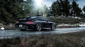 Porsche Wallpaper Porsche 911 Black Hd 4k Wallpapers In