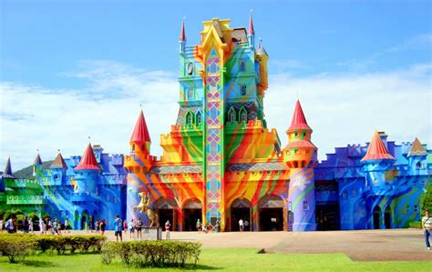 theme park names around the world panoramio photo of beto carrero world sc