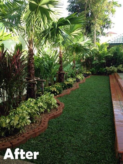 tropical backyard landscaping ideas 25 unique tropical landscaping ideas on