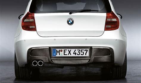 Bmw 1er Cabrio M Paket by Bmw Performance Diffusor Carbon F 252 R Das M Aerodynamik