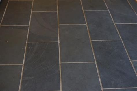 user submitted photo home depot montauk black slate floor