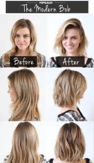 before and after haircuts for 10 hottest short hairstyles for summer 2014 popular haircuts