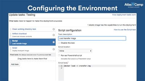 docker entrypoint tutorial atlasc 2015 docker continuous integration training