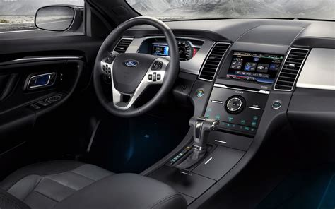 2013 Ford Taurus Sho Interior by Five For All 2013 Ford Explorer Taurus Lincoln