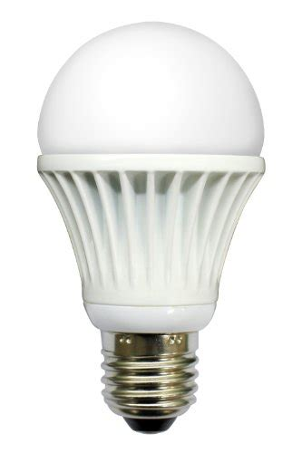 earthled zetalux 2 standard 6 watt led light bulb warm
