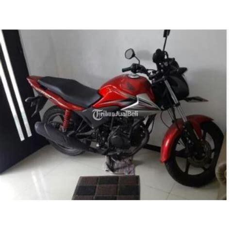 Kunci Motor Verza motor sport honda verza merah tahun 2013 plat w second harga murah surabaya dijual tribun