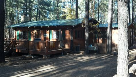 pierson cabin rental in pinetop az white mountain