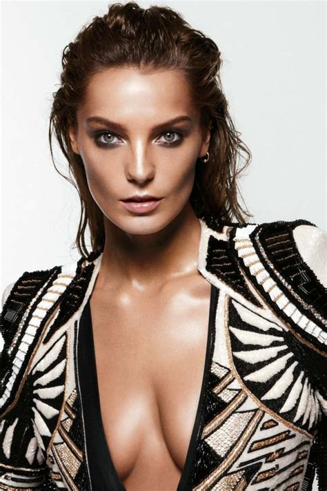 daria model daria werbowy health fitness height weight bust waist