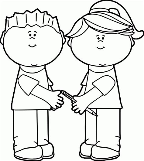 child color share coloring pages www pixshark com images galleries
