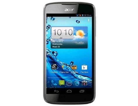 Hp Acer Android Jelly Bean acer liquid z2 android jelly bean smartphone announced