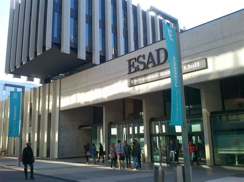 Esade Barcelona Mba by The Cems Term Abroad Experience 9 Esade Business School
