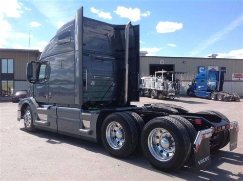 volvo truck 2016 2016 volvo vnl64t670 sleeper truck for sale missoula mt