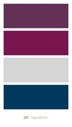 eggplant color google search wedding pinterest eggplant color and aubergine colour royal blue burgundy and chagne palette google