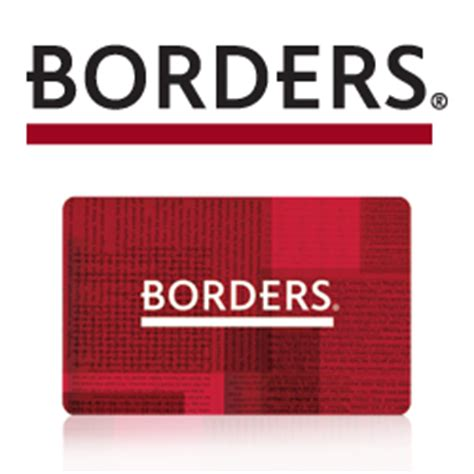 Borders Bookstore Gift Cards - buy borders books and music 174 gift cards at giftcertificates com