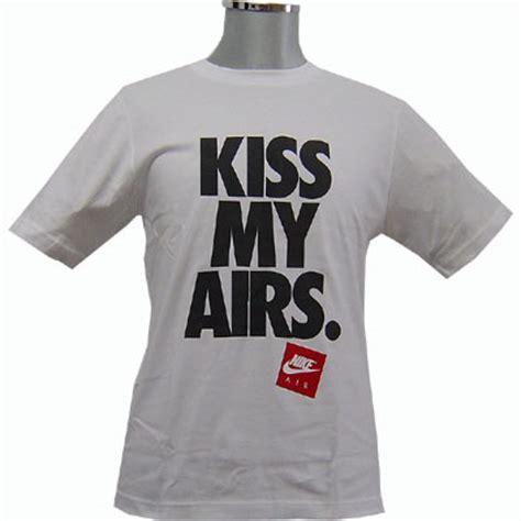 T Shirt My Airs Nike nike my airs purchaze