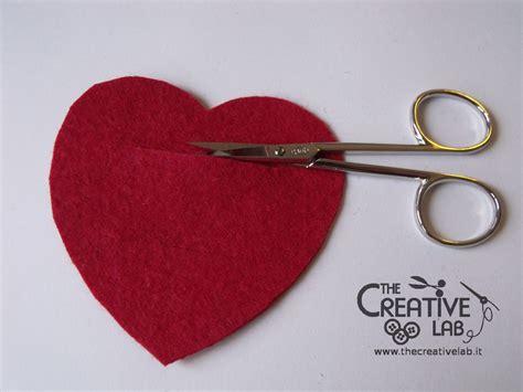 come fare ladari fai da te tutorial san valentino cuore portatovagliolo fai da te