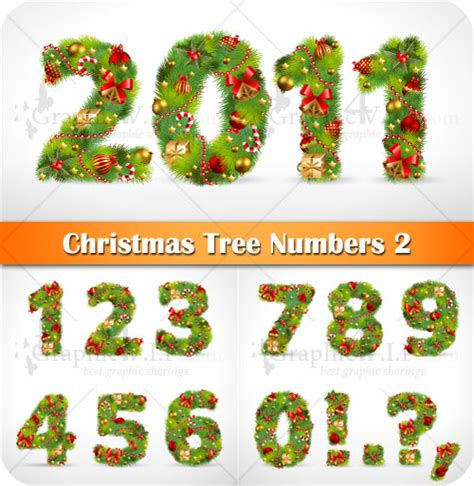 images of christmas numbers stock vectors education