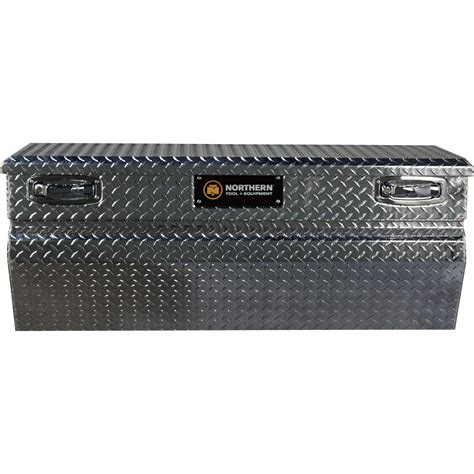 truck tool box northern tool equipment locking chest truck tool box plate aluminum 48in