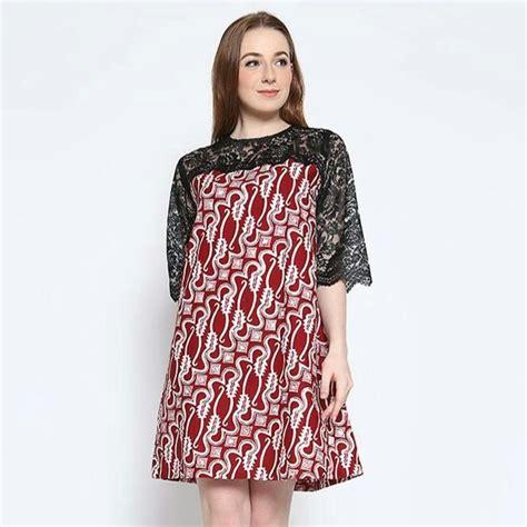 Dress Batik dress batik dirga ika batik dirga 116823