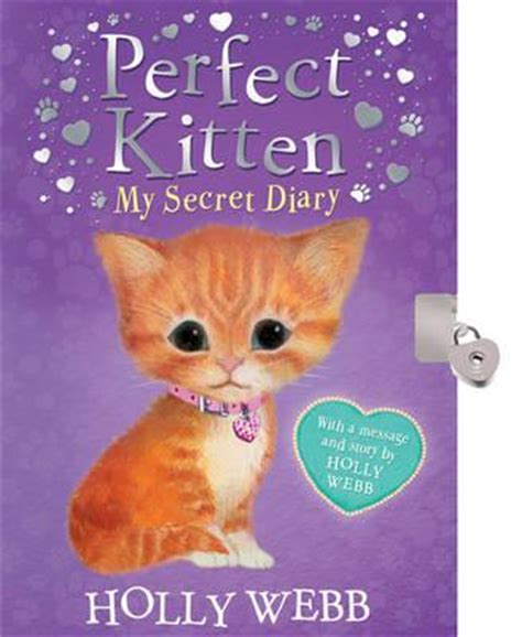 my secret books kitten my secret diary webb 9781847156150