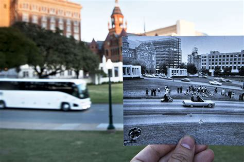 Maryland House by Recreating Photos From The Day Of John F Kennedy S