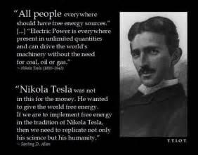 Tesla Nikola Free Energy Nikola Tesla Truththeory