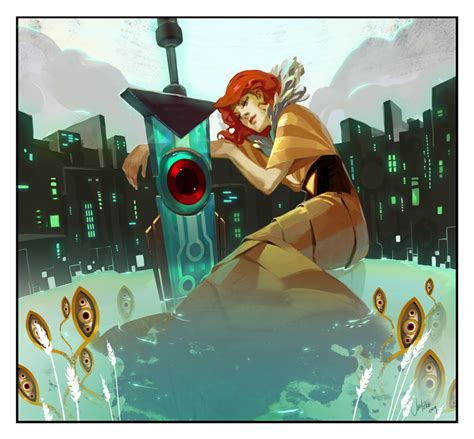transistor song transistor ost album by jenzee on deviantart