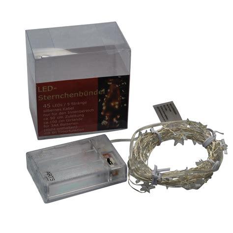 led lichter kaufen led sternchenb 252 ndel 45 lichter 1m indoor 1stk g 252 nstig kaufen