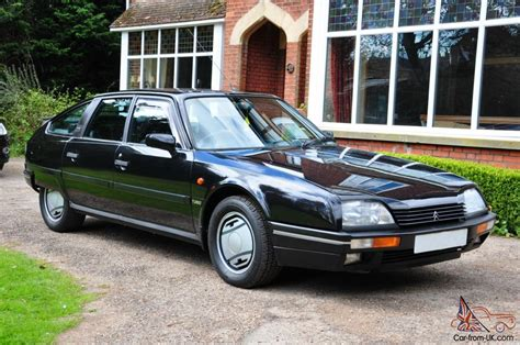 manual repair autos 1989 citroen cx transmission control 1988 citroen cx 25 gti turbo 2 black with black leather and working aircon