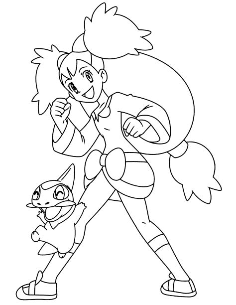 Pokemon Iris Coloring Pages | pokemon axew coloring pages coloring home