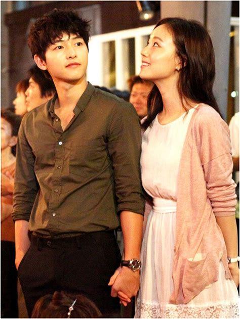 film drama korea innocent man quot innocent man quot moon chae won and song joong ki korean