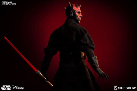 libro star wars darth maul at last sideshow s new darth maul sixth scale figure will be revealed sideshow collectibles