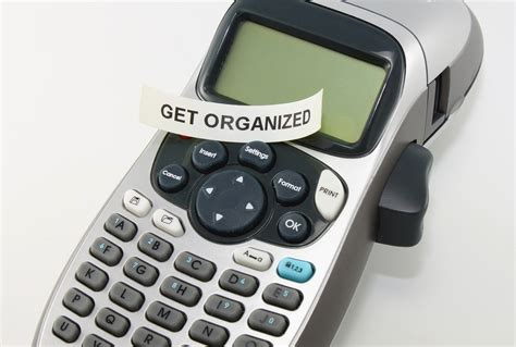 tag maker label maker
