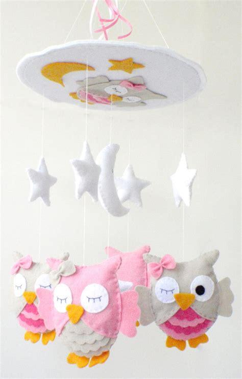 Owl Crib Mobile by Owl Baby Crib Mobile Owl Nursery Mobile Baby Crib
