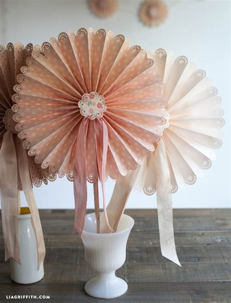 paper fans for wedding diy paper fans for your wedding or summer event