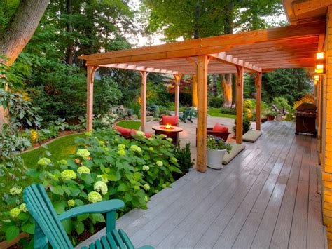 deck in backyard 20 outdoor structures that bring the indoors out outdoor