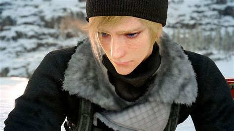 prompto final fantasy final fantasy 15 episode prompto trailer shows third